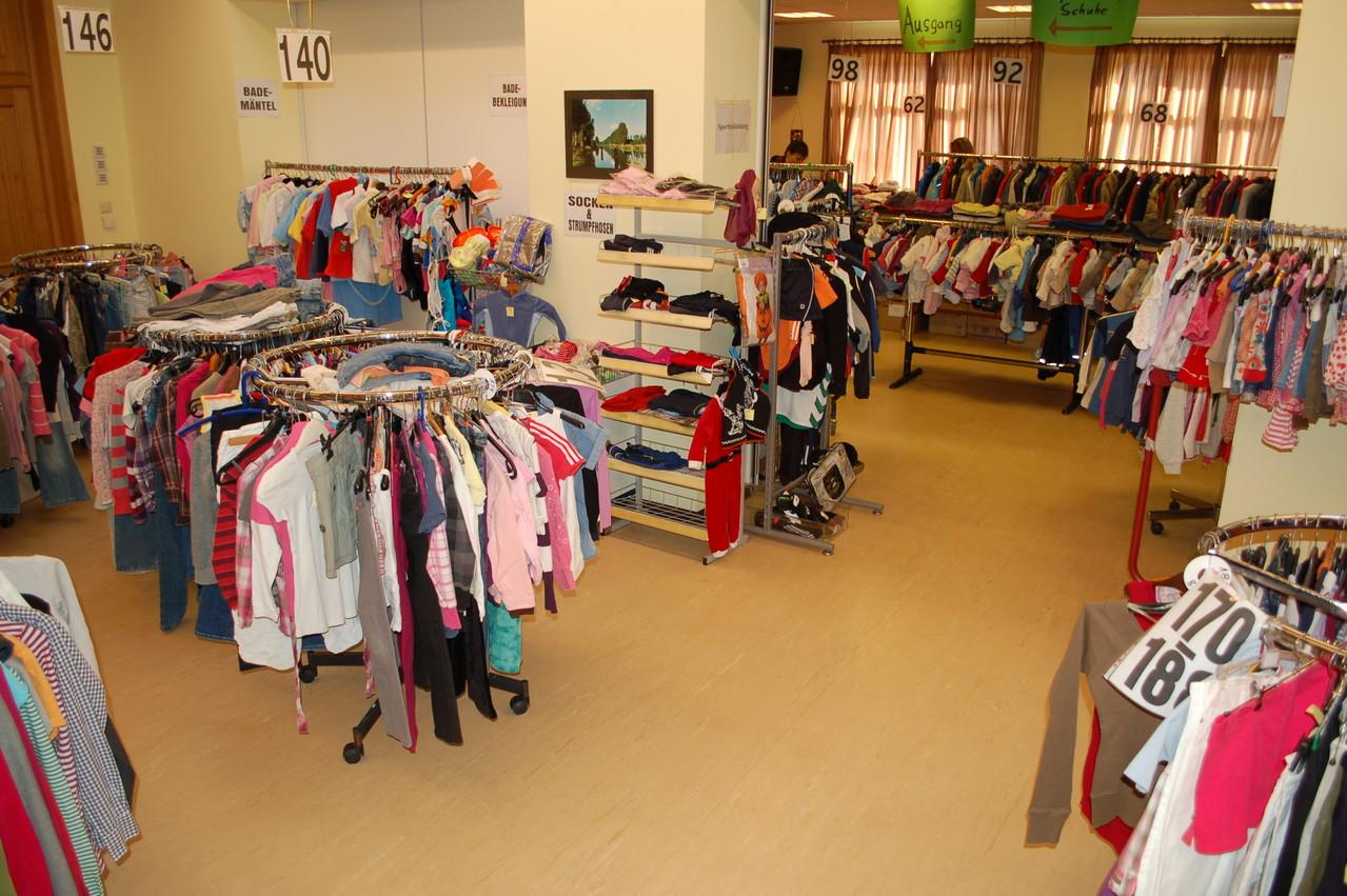 Kleidermarkt 19.04.2013