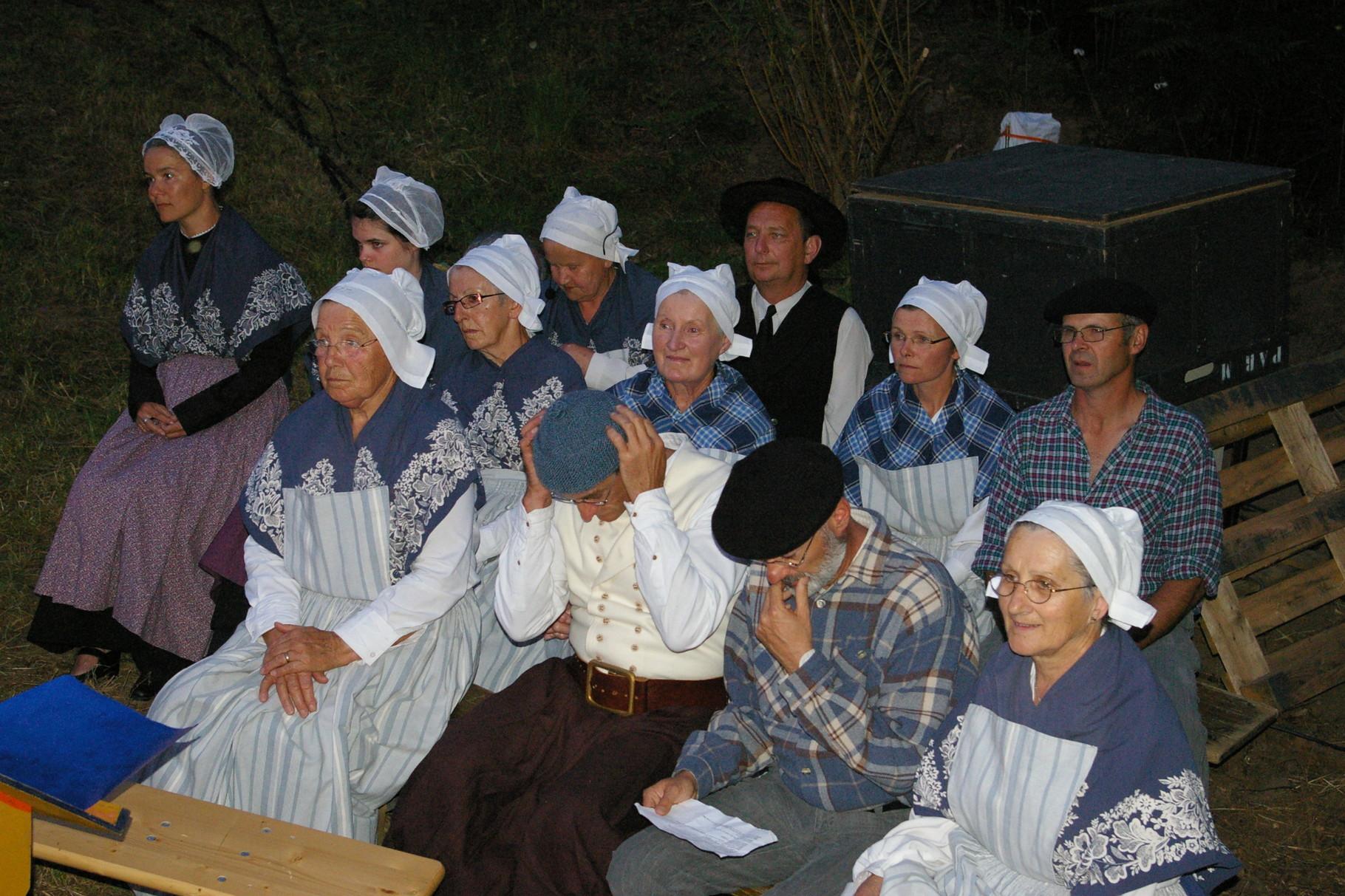 AVEL DRO - BAGAD PAGAN - Fest Bro Pagan 2009 - Guisseny