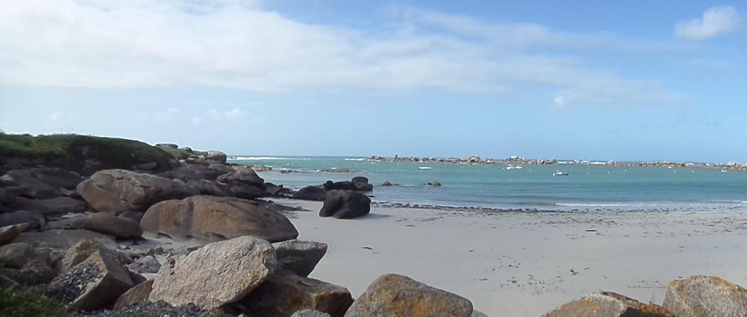 La côte du Pays Pagan