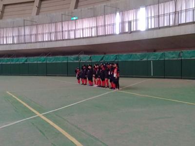 2020/02/21小松ドームで練習試合3