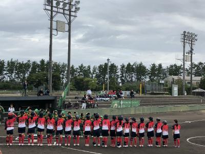 第13回春季全日本小学生大会石川県予選_第1試合開始前