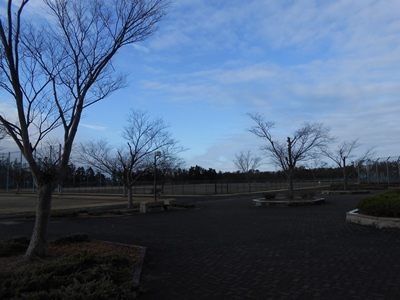 2020/11/29の北部公園グラウンド