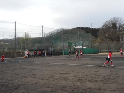 2021/03/21卒団式_親子試合