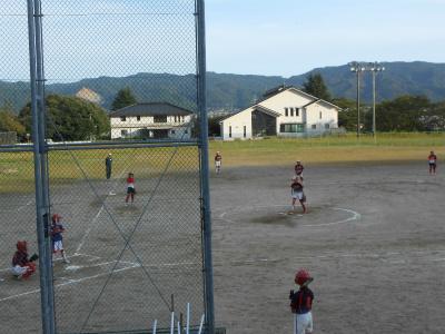 石川県女子3チーム合同試合