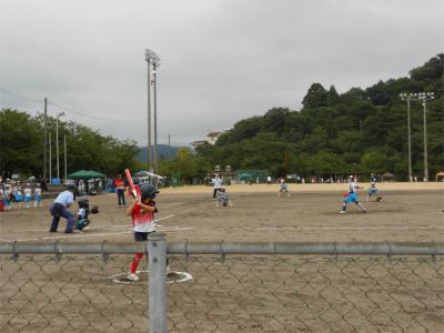 鵜坂スポーツ少年団さんと練習試合