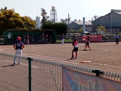 第34回北信越小学生女子ソフトボール大会石川県予選でした。