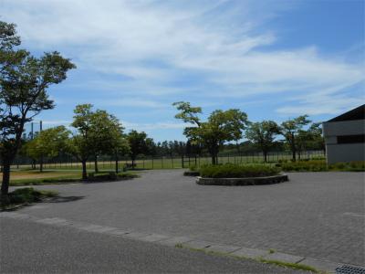 200810北部公園グラウンドの様子