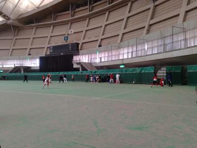 2020/02/21小松ドームで練習試合2