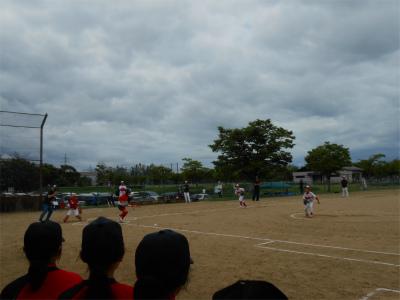 200705練習試合スタート