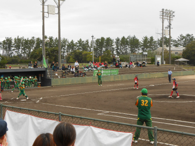 第13回春季全日本小学生大会石川県予選_試合の様子