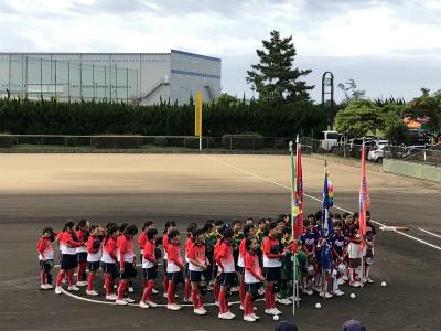 第13回春季全日本小学生大会石川県予選_開会式の様子