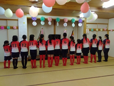 2021/03/21卒団式_5年生以下で集合写真