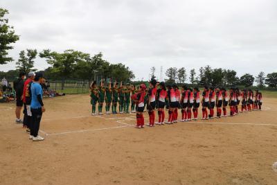 200712練習試合開始