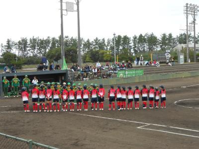 第13回春季全日本小学生大会石川県予選_試合終了