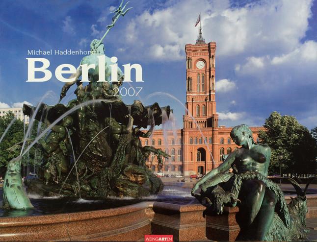 Titelbild für den Weingarten Berlin Kalender 2007