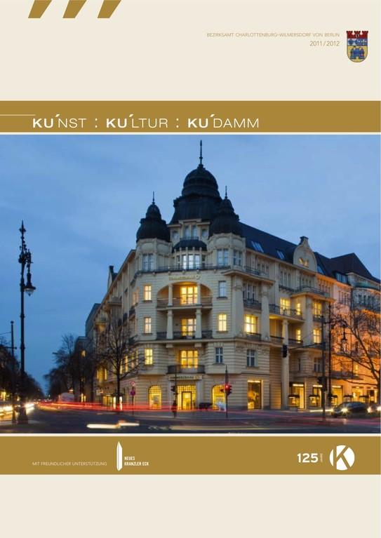 Titelbild KuKuKu Magazin / Bezirksamt Charlottenburg