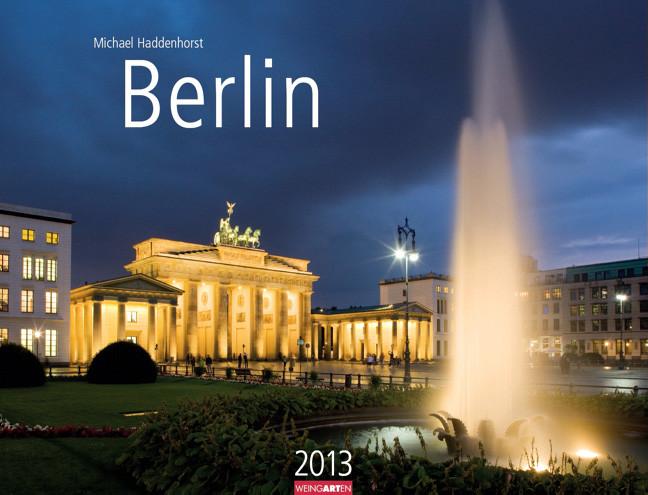 Titelbild für den Weingarten Berlin Kalender 2013