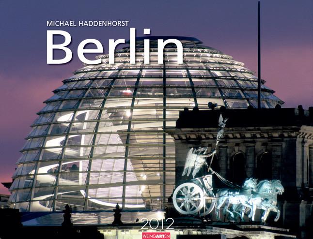 Titelbild für den Weingarten Berlin Kalender 2012