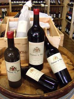Vin château le Puy
