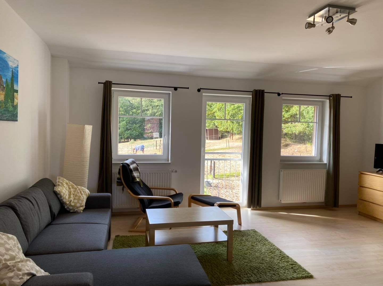 Sofa-Update in den Ferienwohnungen