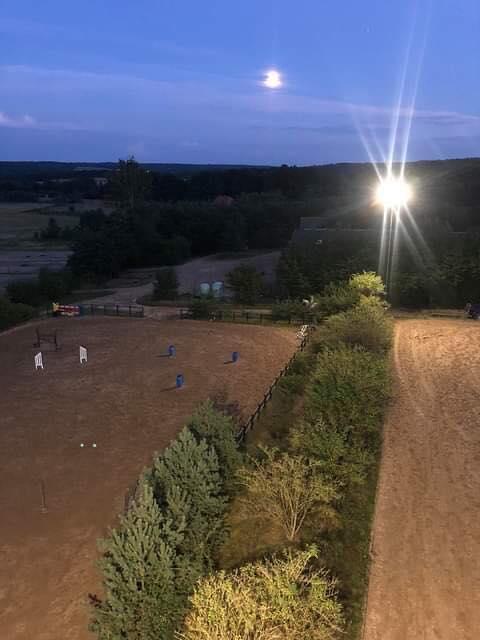 Beleuchtung Außenplätze