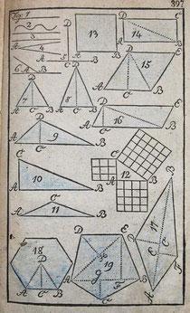 """Seite 397 aus """"Schürmanns Rechenbuch"""", 2. Auflage 1804"""