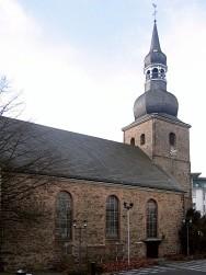 Remscheider Stadtkirche heute (Foto 2007)