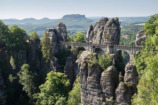 Elbsandsteingebirge_Wanderung_Bastei