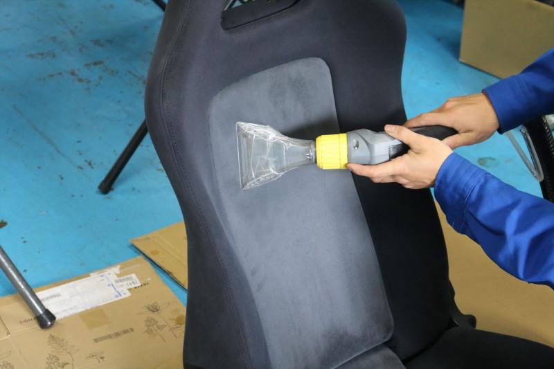 内装クリーニング シート洗浄 染み除去 埼玉所沢 和光 新座 川越 川口
