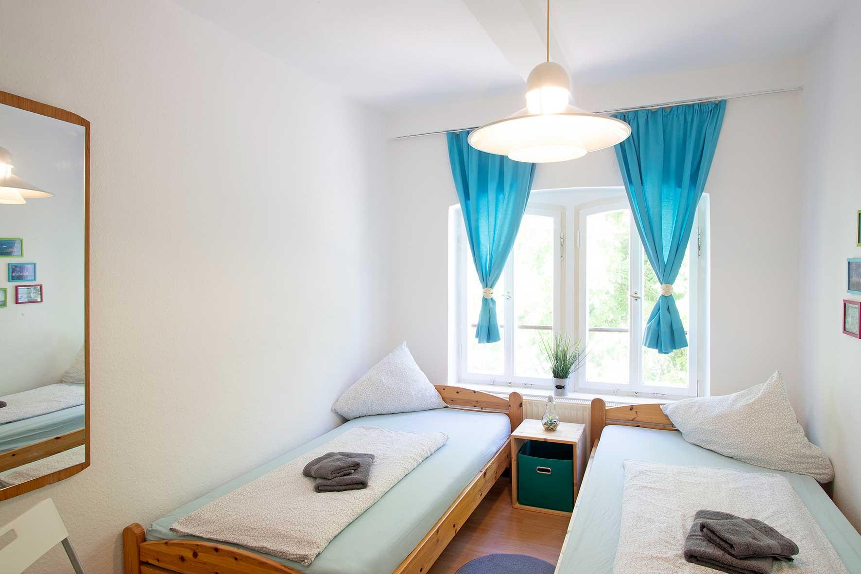 Zimmer 22, Doppelzimmer