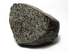 コンドライト(写真:Wikipediaより)