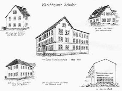 Kirchheimer Schulgebäude