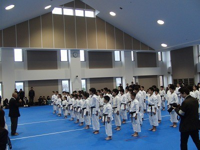 東京都ジュニア強化選手選考会