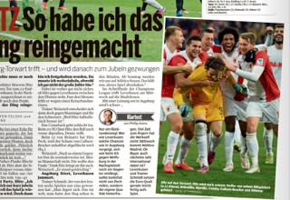 """""""Bild am Sonntag"""" vom 22.02.2015"""