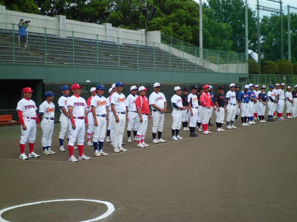 学童 軟式 野球 2020 熊日旗