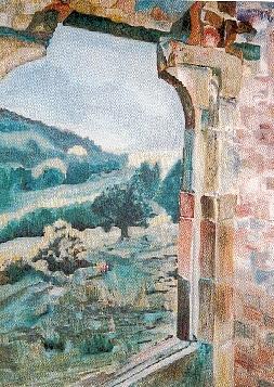 """""""Irland I"""", Öl auf Leinw., 50 x 60, Kat.-Nr. 00090"""