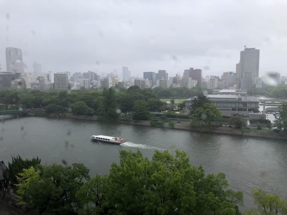 広島ドローンスクール週末コース開催中です!