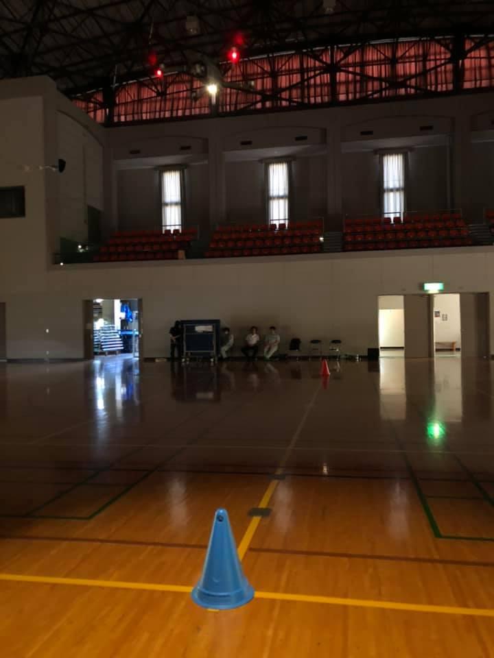 JUIDA 広島ドローンスクール  本日は夜間・目視外飛行訓練です