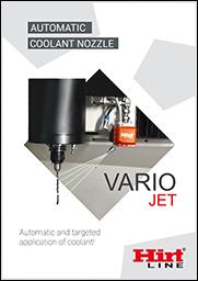 automatic coolant nozzle Vario JET