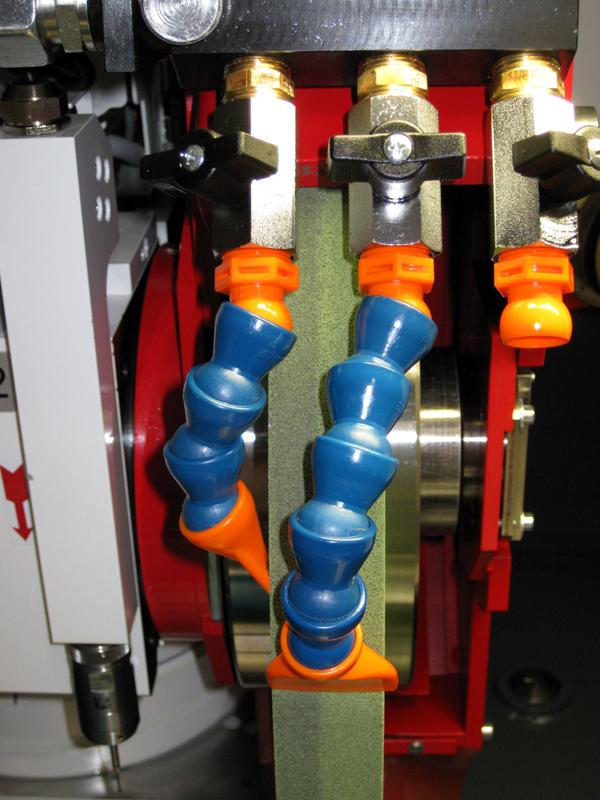 Hirt-Line Kühlung Rund-Schleifmaschine  2
