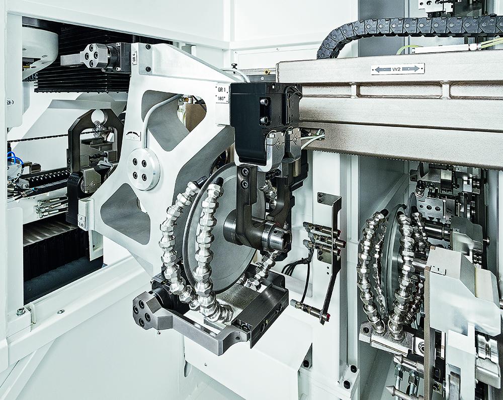 Hirt-Line Walter Schleifmaschine 2