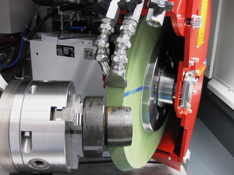 Hirt-Line Kühlung Rund-Schleifmaschine 3