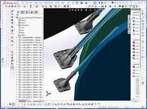 Analyse 3D Düse 2