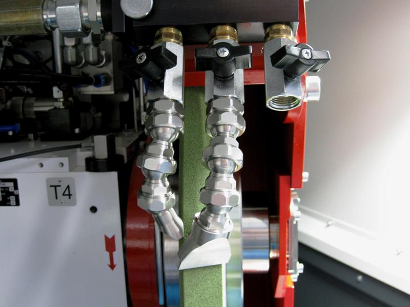 Hirt-Line Kühlung Rund-Schleifmaschine 1