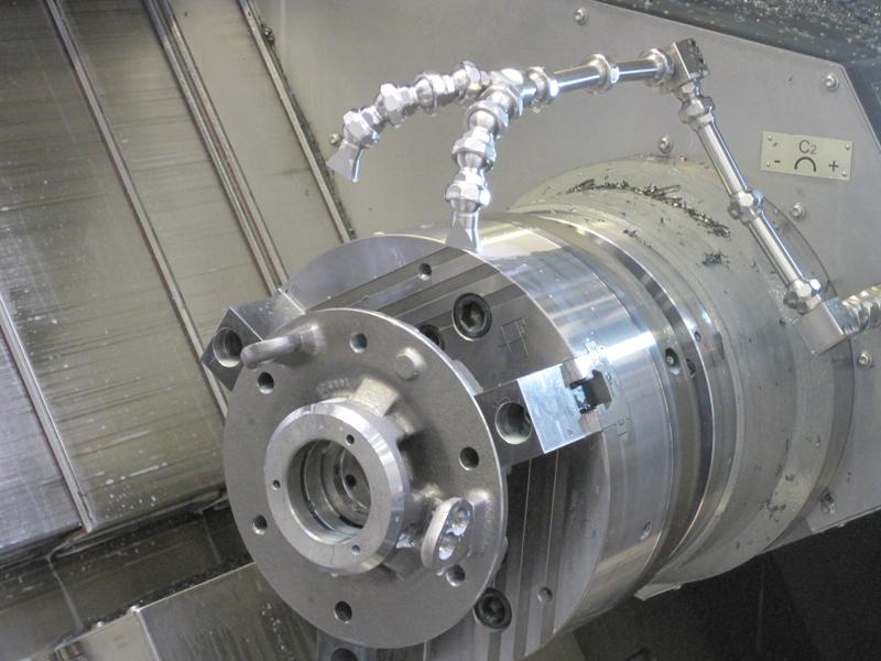 Hirt-Line Kühlmittelschlauch Drehmaschine 2