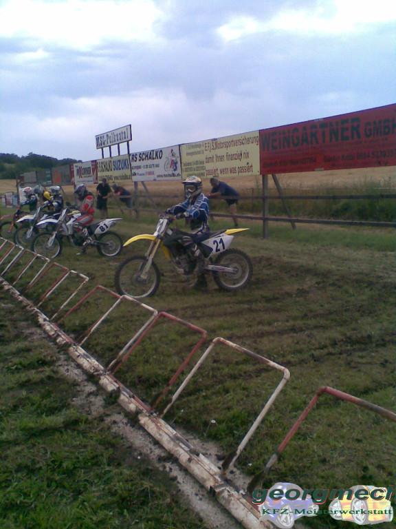 Motocrossstart