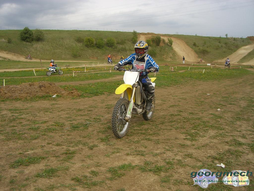 Motocrosstraining