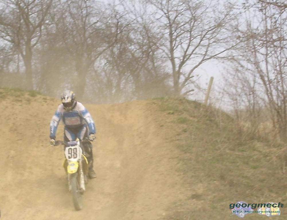 Motorcrosstraining