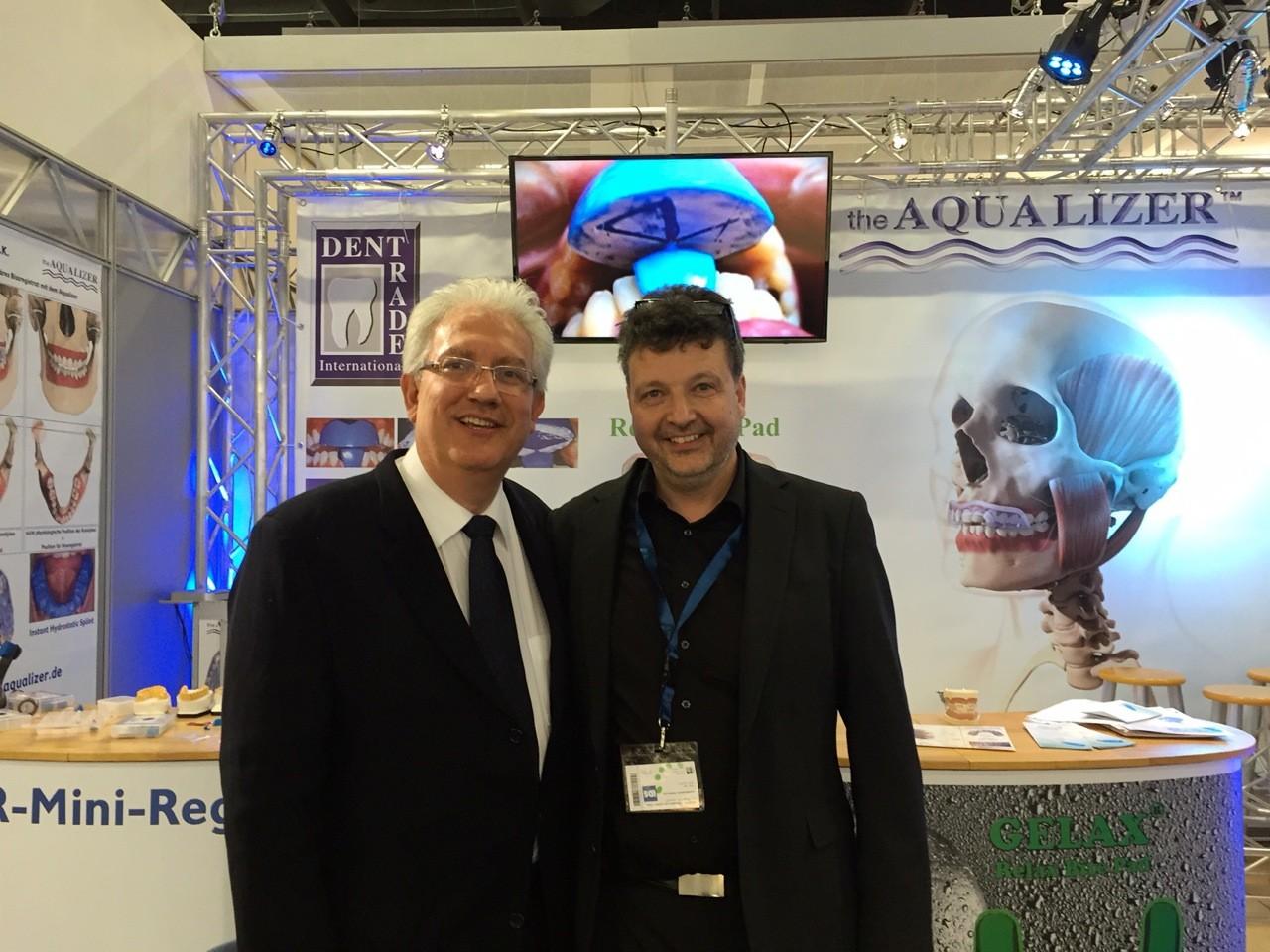 Prof. Zanata (Brasilien) und Katzschner