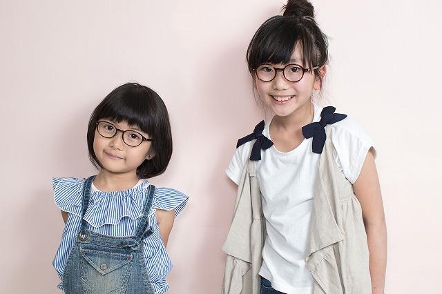 子どもも大人みたいにおしゃれメガネを楽しむ時代
